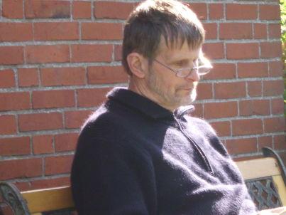 Ihr Gastgeber Gerd Coldewey