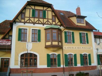 "Strand-Nest im Haus ""Alte Post"""