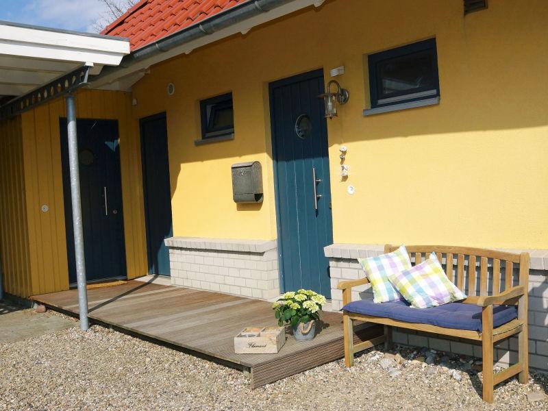 Ferienwohnung De lütte im gulen Hus