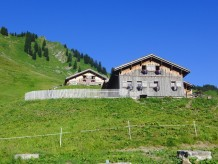 Berghütte Schi-Berghütte Garmilhütte