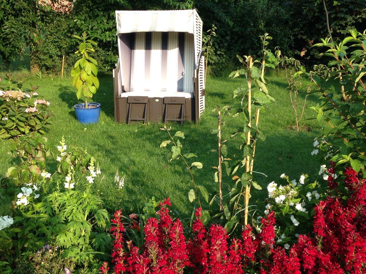 ferienwohnung wohnung herzmuschel reiterdorf alkersum auf. Black Bedroom Furniture Sets. Home Design Ideas