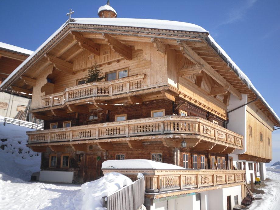 Winter am Holzalmhof