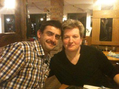 Ihr Gastgeber Thomas und Marion Schindler