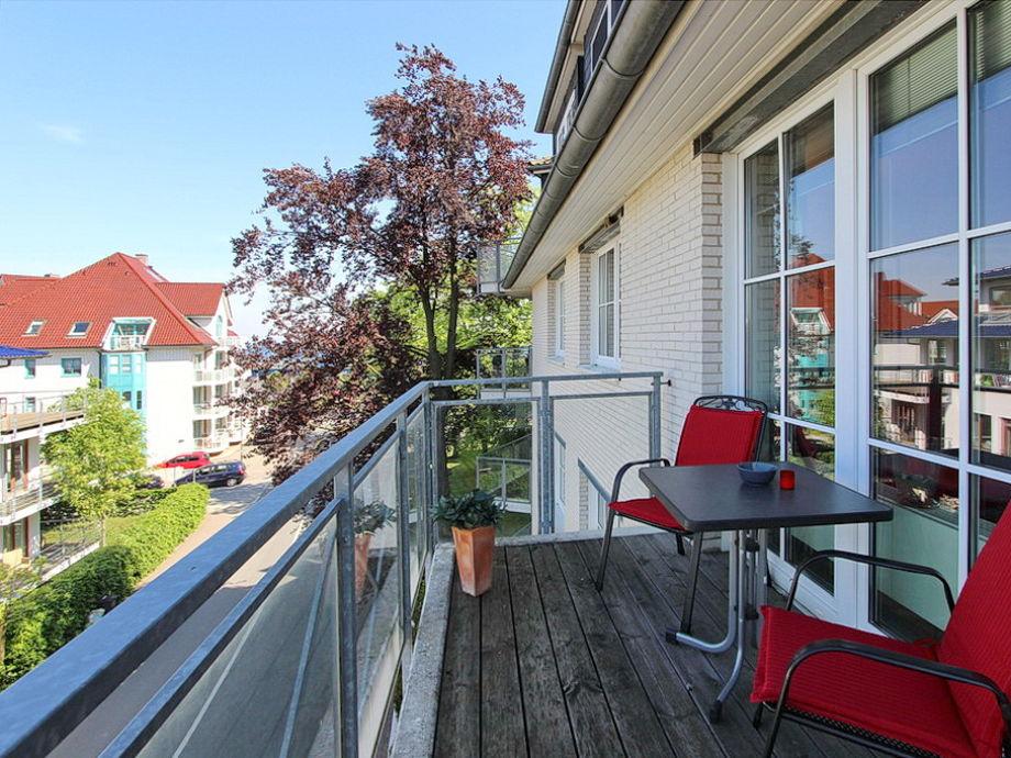 möblierter Balkon I