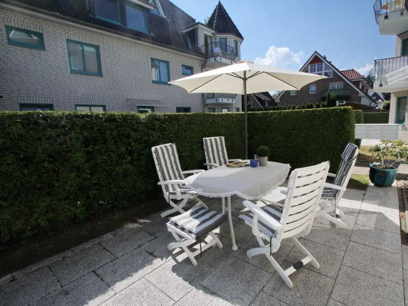 Ferienwohnung 5 im Domizil Strandburg