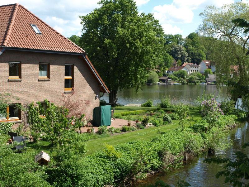 Ferienwohnung Paradies am Stadtsee (Kerstin)