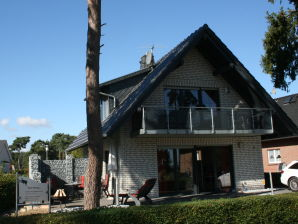 Ferienwohnung EG im Haus Seestern im Müritzseepark Röbel