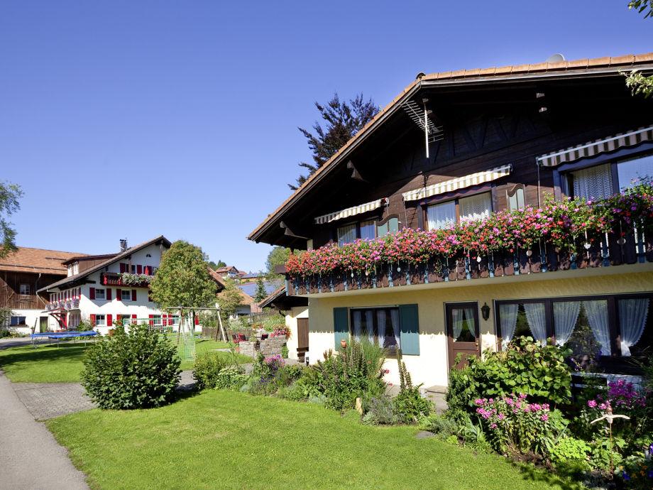 Bauernhof mit Gästehaus