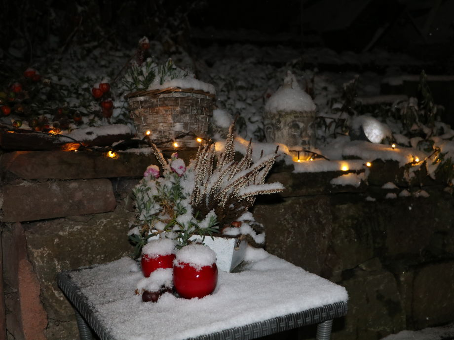 Loft im Winter