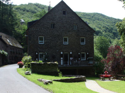 Burg Treis