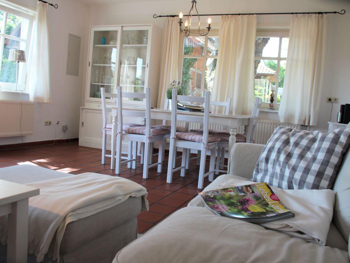 Ferienhaus romantisches fachwerkhaus l neburger heide firma der barkhof in egestorf - Romantisches wohnzimmer ...