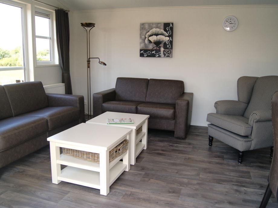 Ferienhaus krukel zeeland renesse firma strandpark de for Sitzecke wohnzimmer