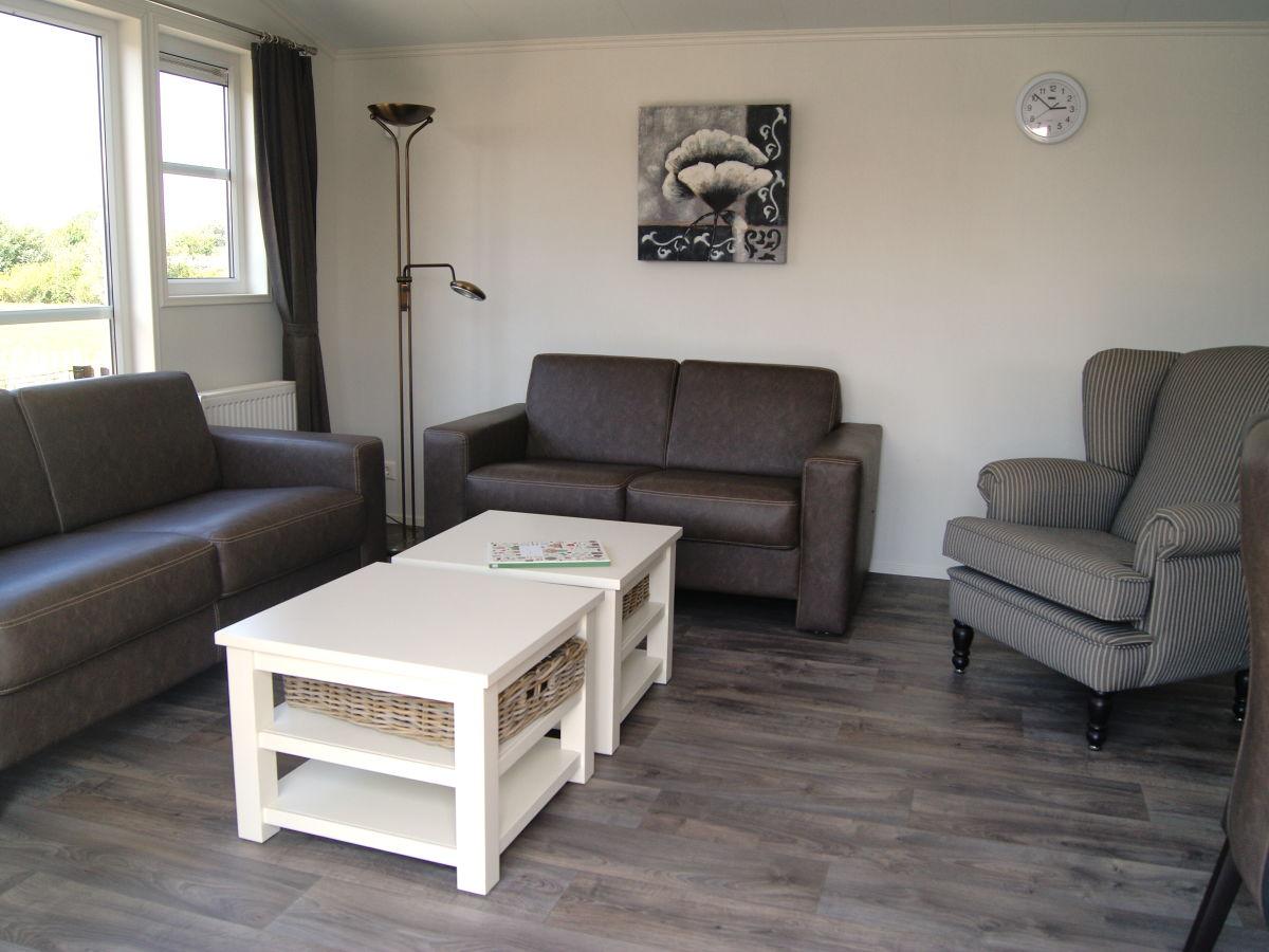 Ferienhaus krukel zeeland renesse firma strandpark de for Wohnzimmer sitzecke