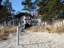 "Apartment ""Villa Strandidyll"" Typ 1"