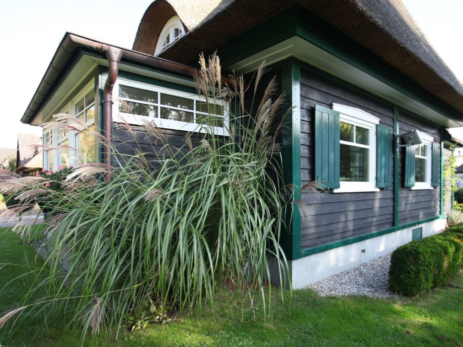 Das traumhafte Reetdachhaus