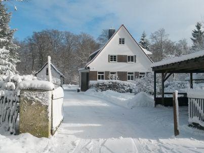 Forsthaus Wegenerskopf Ferienwohnung 3