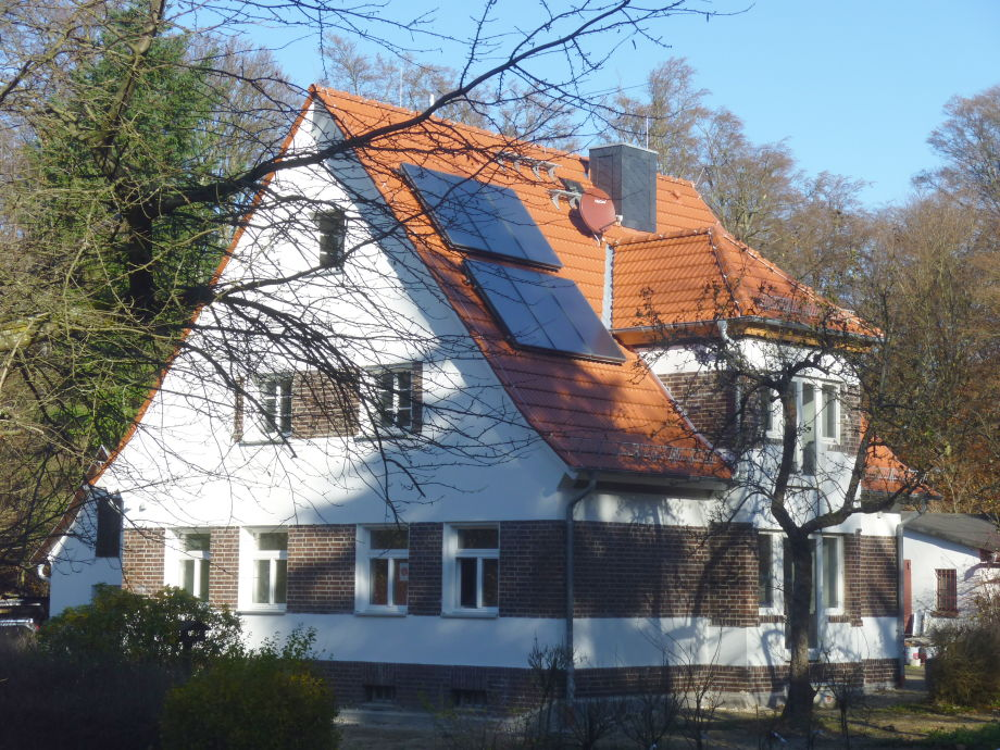former forester`s house