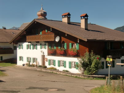 C. Maurer - Ferienwohnung Graseck