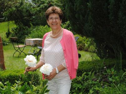 Ihr Gastgeber Christa Fremuth