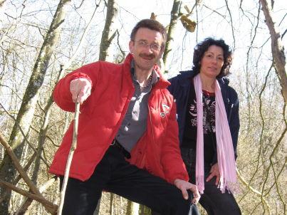 Ihr Gastgeber Doris und Manfred Müller