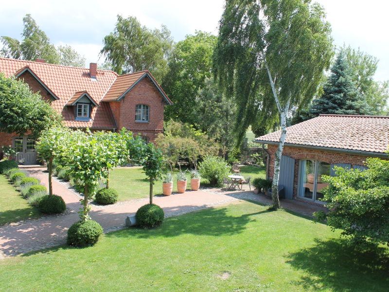 Holiday apartment 1 at the Farm Himmelgrün