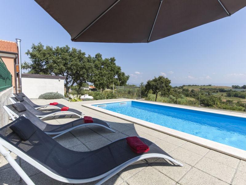 Beautiful Villa Ana Istra, with a Pool