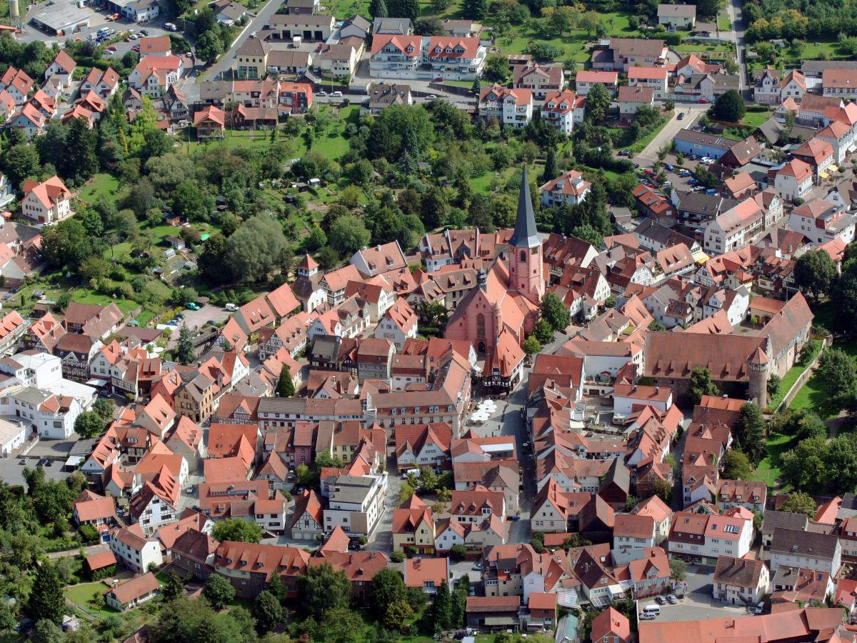 Ferienhaus Landhaus Kathy Michelstadt Ot Vielbrunn