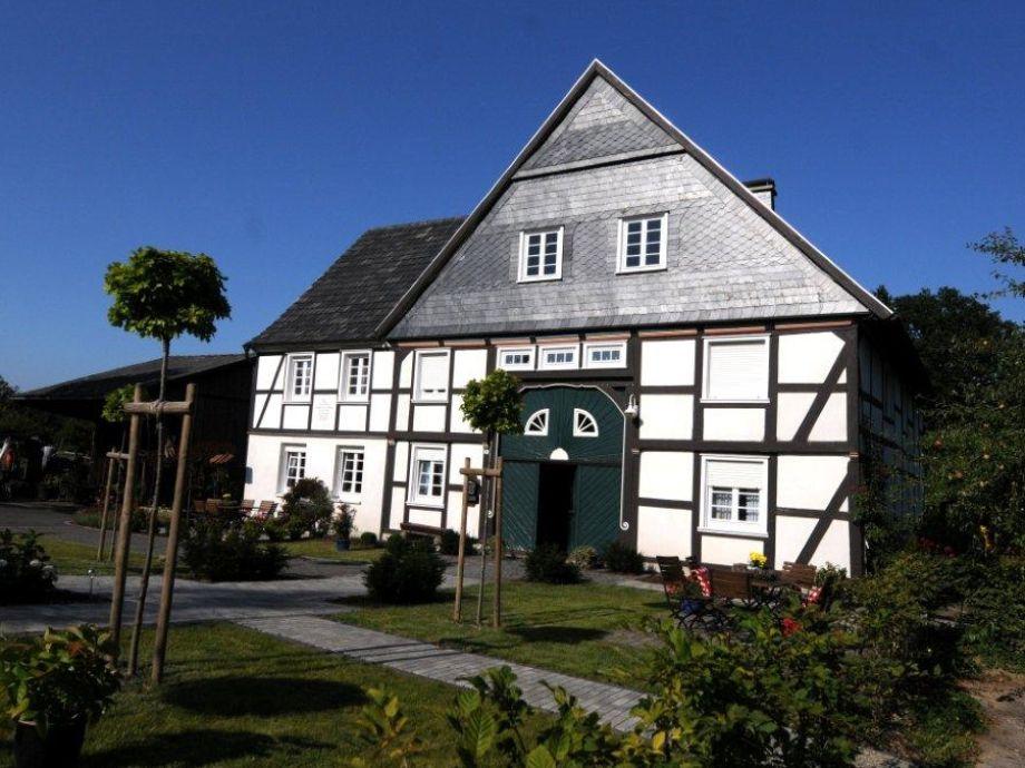 Holiday apartment Bachert in Hirschberg- Bache