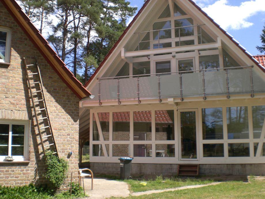 Ferienhaus mit gr. Wintergarten