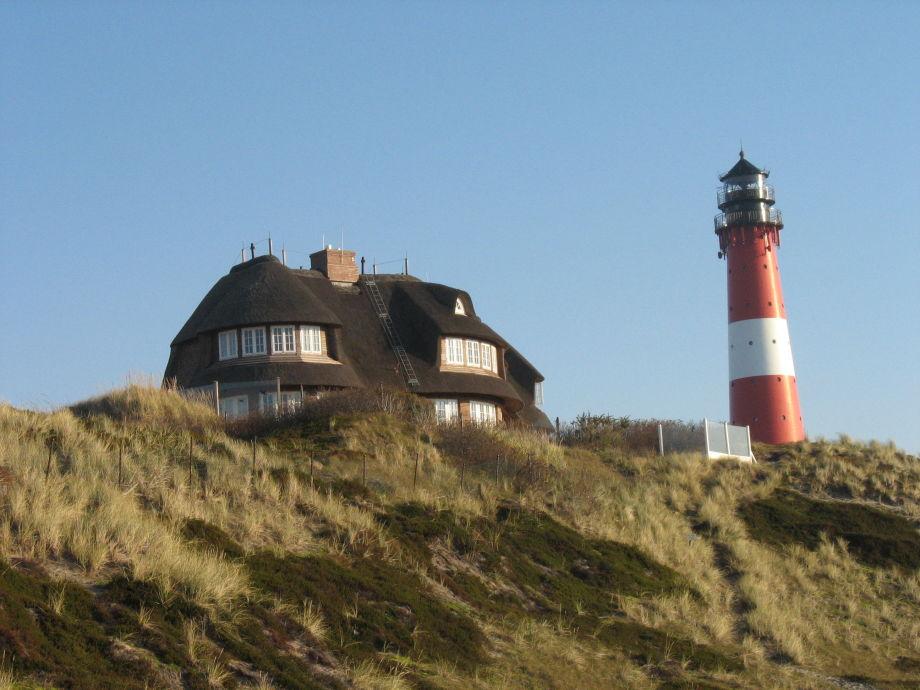Das Haus neben dem Leuchtturm