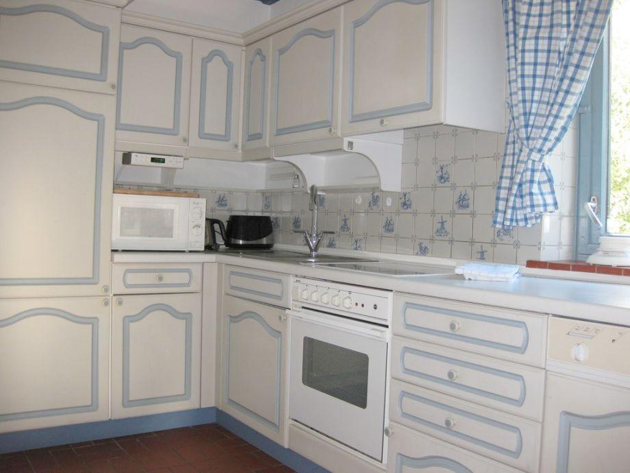 ferienhaus reetdachhaus -immensee-, nordfriesland, st.peter-ording ... - Friesische Küche