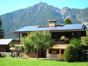 Ferienwohnung Alpenblick Zugspitze
