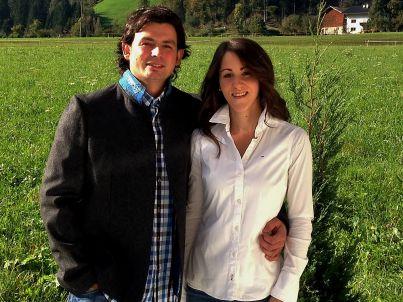 Ihr Gastgeber Patrizia und Markus Bradl
