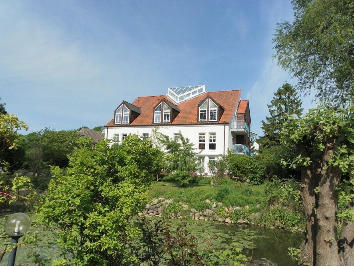 Ferienwohnung D18 im Haus am Teich Ostsee Boltenhagen
