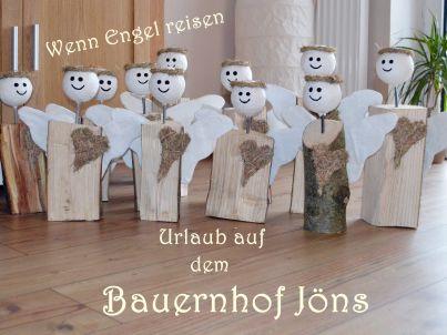 Ihr Gastgeber Gesche Jöns