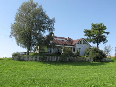 Ferienwohnung Landhaus Bodensee, die Gartenwohnung