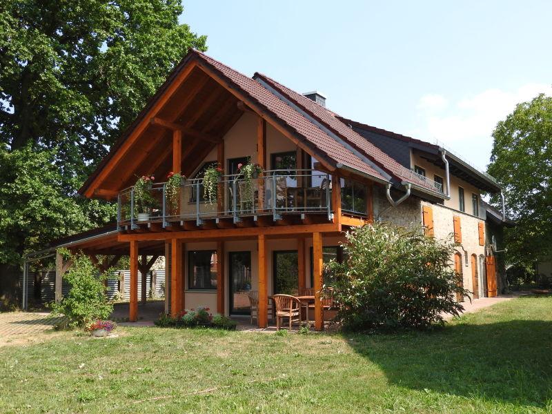 Ferienwohnung Friedersdorf für 4 Personen