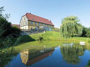 Alter Gutshof Papstdorf - Ferienwohnung Gohrisch