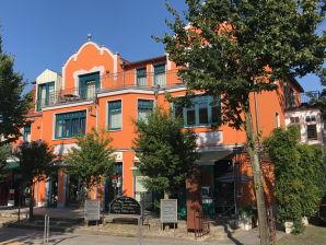 Turmhaus Ferienwohnung 3