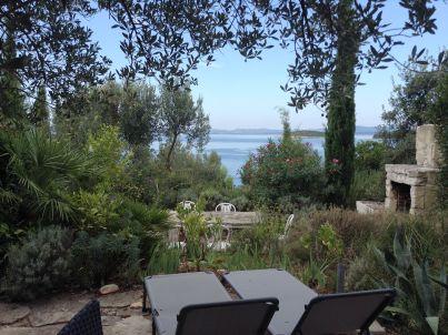 Gartendomizil im Haus am Meer