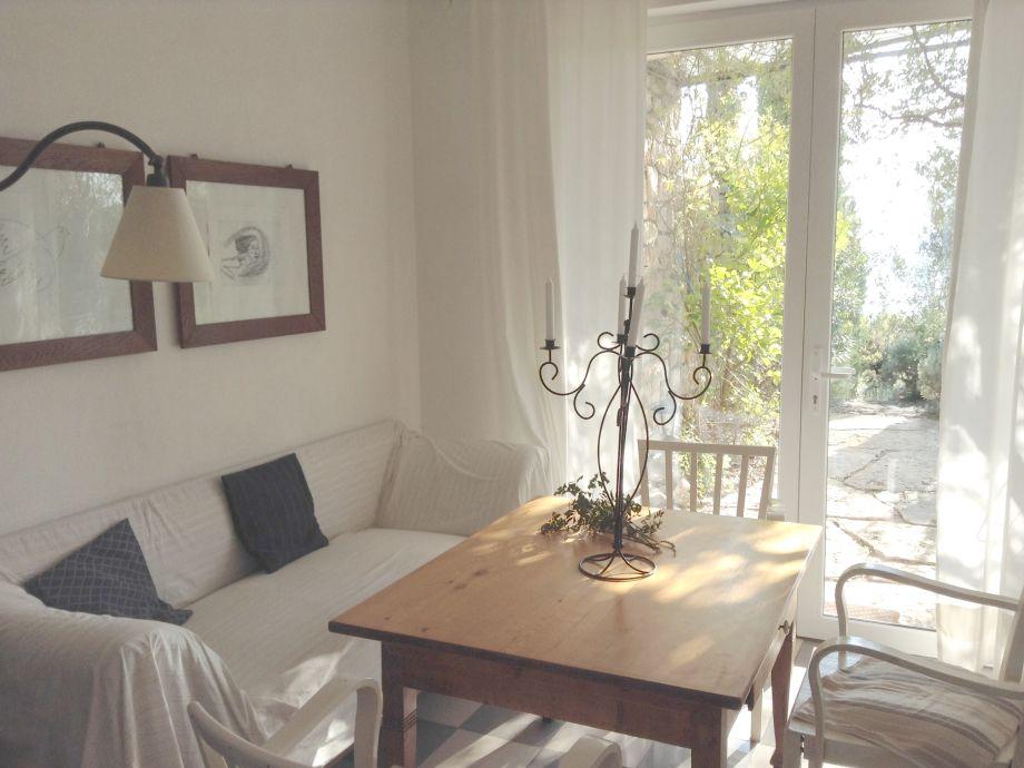 ferienwohnung gartendomizil im haus am meer dalmatien. Black Bedroom Furniture Sets. Home Design Ideas