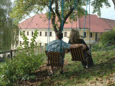 """Nussbaumerhof - Apartment """"Rastberg"""""""