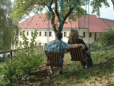 """Nussbaumerhof - Ferienwohnung """"Freithofberg"""""""