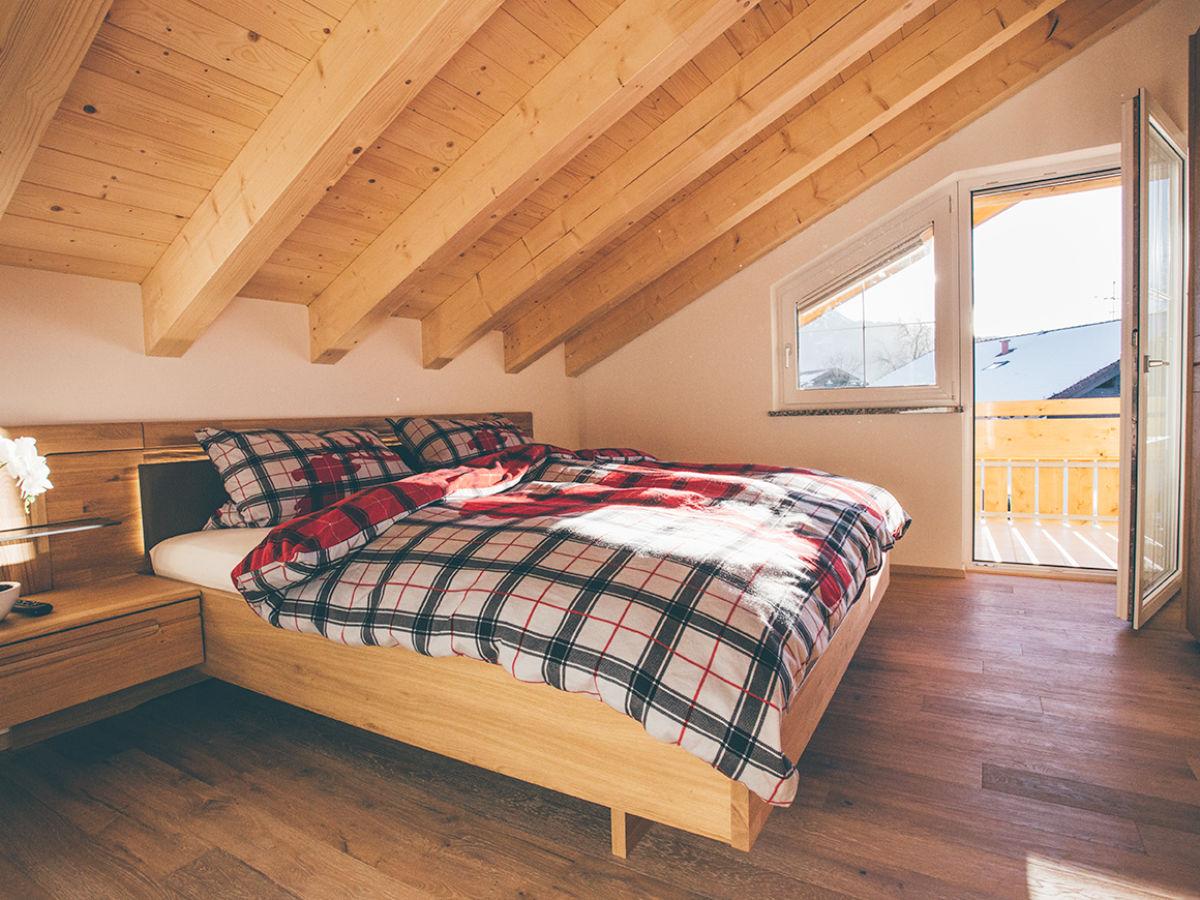 Ferienhaus alpengl ck oberstdorf oberallg u firma - Schlafzimmer dachgeschoss ...