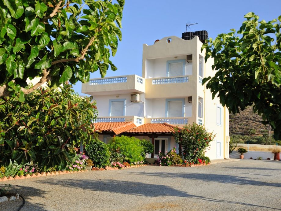 "Apartments ""Piate Sun"" in Mochlos"