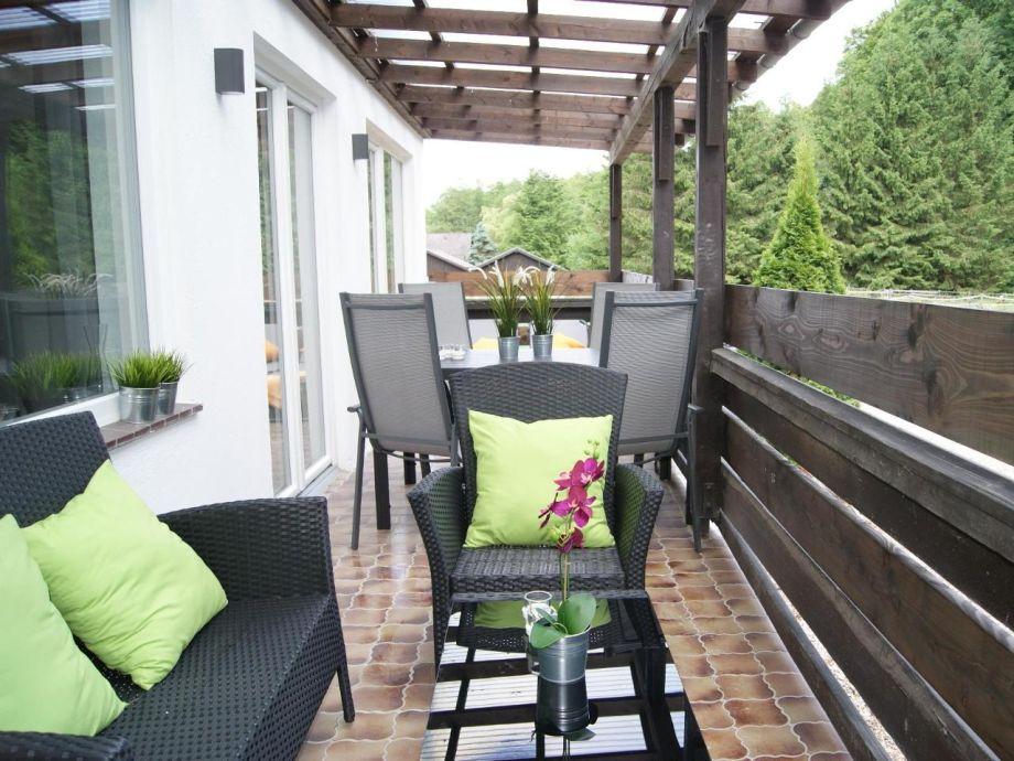 Balkon/Veranda