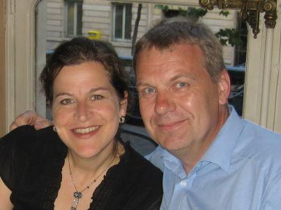 Ihr Gastgeber Martin und Nicole Kästle