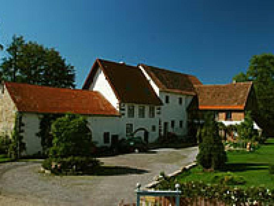 Außenaufnahme Schlossmühle