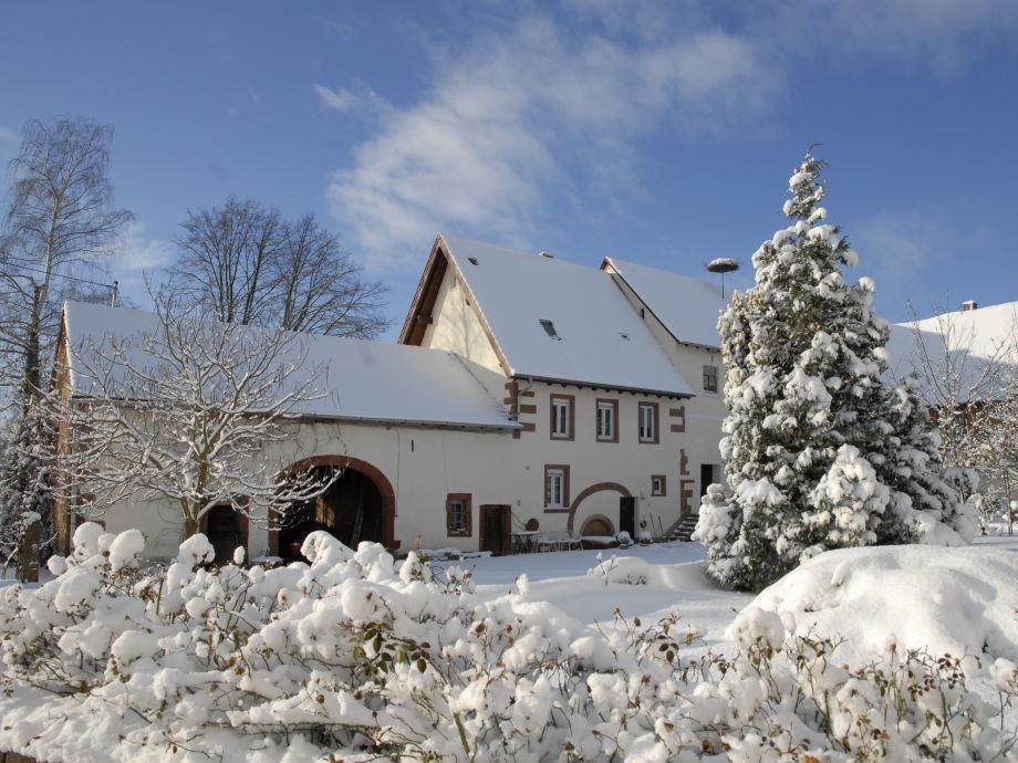 Schlossmühle - Winterimpression