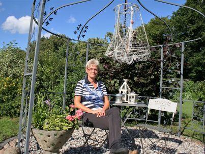 Ihr Gastgeber Angelika Raffelt